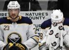 """Bijušais """"Sabres"""" uzbrucējs Reinhārts noslēdz trīs gadu līgumu ar """"Panthers"""""""