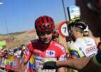 """Jakobsens uzvar """"Vuelta a Espana"""" 4. posmā, Tāramē saglabā vadību"""