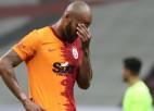 """""""Galatasaray"""" futbolists noraidīts par sitienu komandas biedram"""