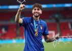 """Itālijas troni zaudējušais """"Juventus"""" iegūst Eiropas čempionu Lokatelli"""