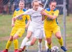 ''Liepājas Futbola skola'' galotnē uzvar ''Super Nova/RTU'' un turpina cīņu par medaļām