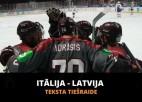 Latvija - Itālija 6:0 (Spēle galā)