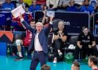 """Igauņu izlases treneris: """"Jau teicu, ka Latvija EČ rādīs citu spēli nekā Zelta līgā"""""""