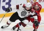 """Rīgas """"Dinamo"""" nenosargā divu vārtu pārsvaru un sezonu sāk ar zaudējumu"""