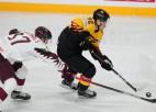 Vācietis Kahūns pēc trim sezonām NHL kļuvis par Daugaviņa komandas biedru Šveicē