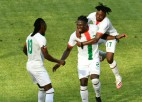 Āfrikas čempione Alžīrija neuzvar Burkinafaso, Manē turpina vārtu sēriju