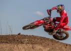 Jonass izcīna piekto vietu Trentino MXGP kvalifikācijā