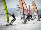 Noskaidroti ''Baltic Challenge Cup'' uzvarētāji burāšanā