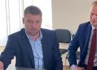 """Video: Mackevičs: """"Daugavpils jaunatnes treneriem katru dienu tiek draudēts"""""""
