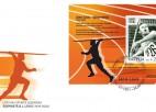 Būs pieejama pastmarka ar leģendārā šķēpmetēja Lūša attēlu