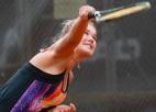 Bartone pēc neizmantotām setbumbām zaudē ITF turnīra pirmajam numuram
