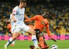 ''Shakhtar'' sakauj ''Dynamo'' un devīto reizi triumfē Ukrainas Superkausā