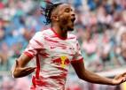 Leipciga grauj ar 6:0, Dortmunde bez Holanna zaudē un neizdara nevienu sitienu mērķī