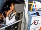 WRC pilotu uz ielas notriec auto, sportistam sezona beigusies