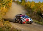 """Toyota"" paziņo pilotus nākamajai WRC sezonai"