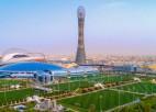 """""""King of the Court"""" finālsacensības notiks iespaidīgajā Dohas sporta pilsētā"""