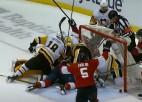 Video: Jocīgākie momenti NHL jaunās sezonas sākumā