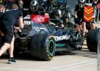 """Botass un vēl divi """"Mercedes"""" piloti saņem starta vietu sodus"""