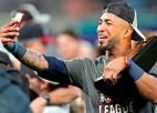 """""""Dodgers"""" titulu neaizstāvēs, Pasaules sērijā spēlēs """"Braves"""""""