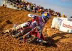 Trentino MXGP posmā Jonass sasniedz septīto vietu