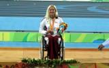 Foto: Diska metēja Dadzīte iegūst Rio paralimpisko bronzu