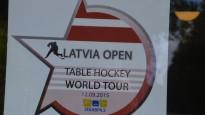 """""""Latvia Open 2015""""  - galda hokejs Jēkabpilī"""