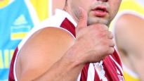 Latvijas strītbasketbolistiem Maskavā tikai uzvaras