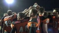 """Amerikāņu futbols Latvijā, """"Baltic Sea League"""" triumfē  Rīgas """"Lions"""""""