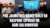 Ģenerālis, Galvanovskis un Cipruss: kāpēc jaunie basketbolisti dodas uz ārzemēm?
