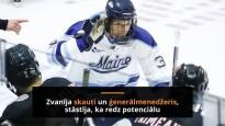 """Tralmaks: """"Uz galda bija piedāvājumi no četrām AHL komandām"""""""
