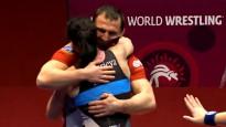 Spraigā cīņā Grigorjeva trešo reizi kvalificējas olimpiskajām spēlēm
