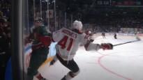 KHL pusfinālu labākie spēka paņēmieni