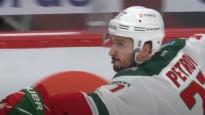 """""""Ak Bars"""" uzbrucējs uzvar arī KHL pusfinālu vārtu guvumos"""