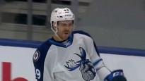 Egle iemet efektīgu trešo ripu AHL