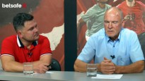 """""""Gols, *uj, štanga"""" studijā Guntis Indriksons: par """"Euro 2020"""" un pusfinālu prognozes"""