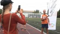 Baltijas valstu sportisti Rīgā sacenšas modernās pieccīņas sacensībās
