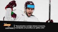 """Dzierkals: """"Vītoliņš saka, ka jāspēlē hokejs, nevis jāskrien pakaļ pretiniekiem"""""""