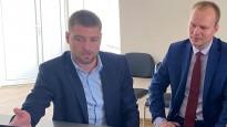 """Mackevičs: """"Daugavpils jaunatnes treneriem katru dienu tiek draudēts"""""""