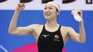 Japānas peldētājai 2019. gadā konstatēja vēzi. Šodien viņa kvalificējās OS
