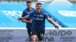 """Maļinovskis izrauj ''Atalanta'' uzvaru pret ''Juventus''; ''Inter"""" neizšķirts pret """"Napoli"""""""