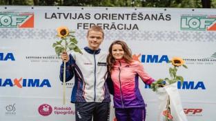 Grosberga izcīna pārliecinošu uzvaru Baltijas čempionātā, Upītim otrā vieta