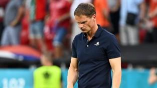 De Būrs neizpildītā uzdevuma dēļ atstāj Nīderlandes izlases trenera amatu