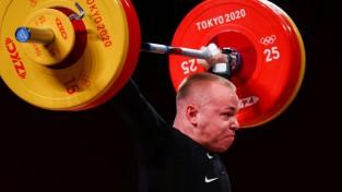 Suharevs ar jaunu Latvijas rekordu izcīna sesto vietu Tokijas spēlēs
