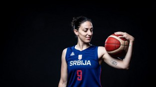 Lieliskā Brūksa izglābj Eiropas čempiones, Serbija ceturtdaļfinālā