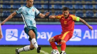 Melnkalne izsauc Liepājā spēlējošo Simiču, sastāvā arī līderis Jovetičs