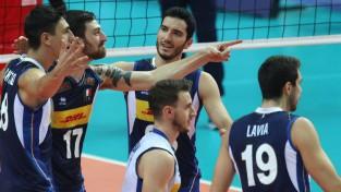 Latvijas pretiniece Itālija tiek finālā, Slovēnija šokē mājinieci Poliju