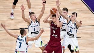 Latvijai piecas konkurentes cīņā par tiesībām rīkot 2025. gada Eiropas čempionātu basketbolā