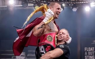 IBF liek Briedim mēneša laikā vienoties par pasaules čempiona titula aizstāvēšanu