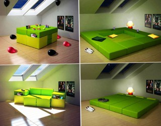Foto: 19 idejas kā iekārtot mazu dzīvokli