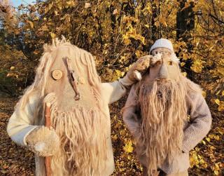 Latvijas Etnogrāfiskais brīvdabas muzejs aicina uz Rudens masku taku